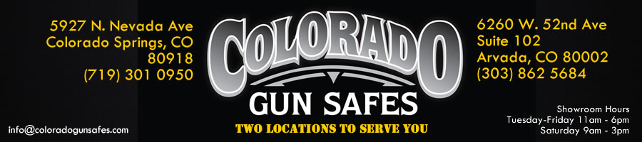 Colorado Gun Safes - Colorado, Wyoming and Nebraska Distributor for Browning, Pro Series and Fort Knox Gun, Home and Office Safes and Vault Doors